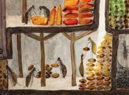 Les greniers / La vie d'une Reine Colette Portal