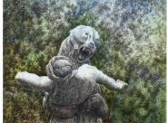 Dénicheur d'ourson / Le Jardin de Buffon Colette Portal