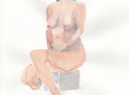 GALERIE TREIZE-DIX / TIMIDE Chloé Cruchaudet
