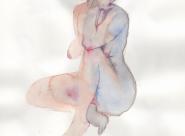 GALERIE TREIZE-DIX / NU AU PROFIL Chloé Cruchaudet