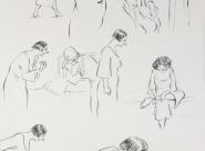 GALERIE TREIZE-DIX / Retour du bois Chloé Cruchaudet