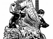 GALERIE TREIZE-DIX / FLAMENCO STÉPHANE TRAPIER