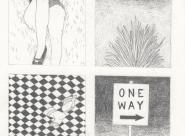 GALERIE TREIZE-DIX I AUTRE JE Sarah Beth Schneider / One way