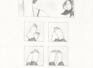 GALERIE TREIZE-DIX I AUTRE JE Sarah Beth Schneider / Feet