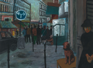 GALERIE TREIZE-DIX I PARIS 28 MIROSLAV SEKULIC