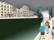 GALERIE TREIZE-DIX I TRENTE-SIX VUES DU CANAL SAINT-MARTIN GUY BILLOUT