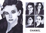GALERIE TREIZE-DIX / CHANEL COMMERCIAL NATACHA PASCHAL