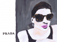 GALERIE TREIZE-DIX / PRADA COMMERCIAL NATACHA PASCHAL