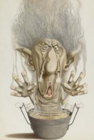 Michel Guiré-Vaka / Sculpteur d'images Monstre Air-Wick