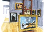 GALERIE TREIZE-DIX I LUCILE PIKETTY Nouvel accrochage des peintures des Écoles du Nord