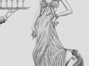 GALERIE TREIZE-DIX - Førtifem Work of love - La robe chemise de nuit