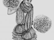 GALERIE TREIZE-DIX I Førtifem Work of love - Le pompom