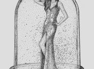 GALERIE TREIZE-DIX I Førtifem Work of love - La robe à paillettes