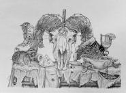 GALERIE TREIZE-DIX I Førtifem Work of love - Altar III