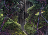 La Mécanique des forêt Justine Gasquet