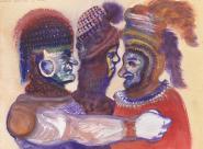 Dialogues précolombiens Ludovic Boulard Le Fur