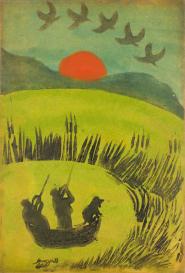 La Bible du bottier La chasse au canard sauvage