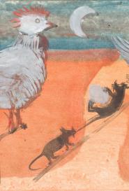 Les oiseaux Atelier Ange Boaretto