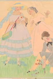 Maggie Salcedo Affiche de Maggie Salcedo (1890-1959)