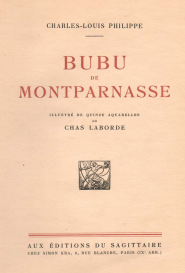 Chas Laborde Bubu de Montparnasse
