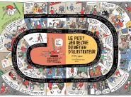 Quentin Vijoux Le petit jeu de l'oie du métier d'illustrateur